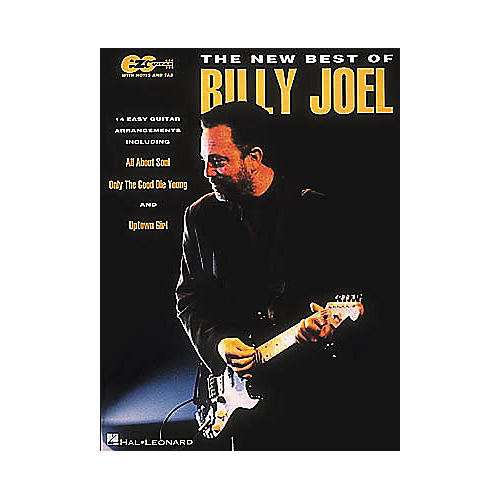 Hal Leonard The New Best of Billy Joel Guitar Songbook-thumbnail