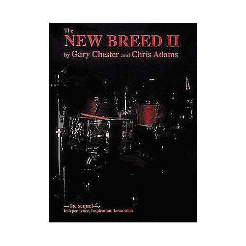 Hal Leonard The New Breed II Book-thumbnail