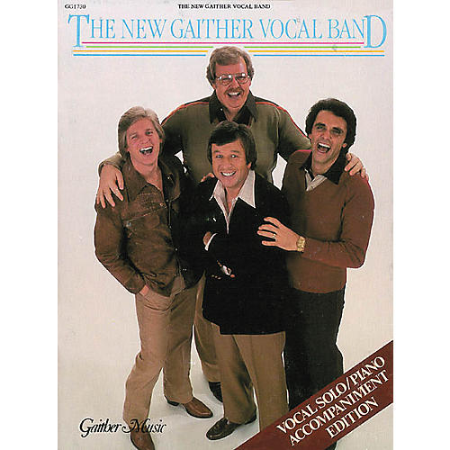 Word Music The New Gaither Vocal Band Book-thumbnail