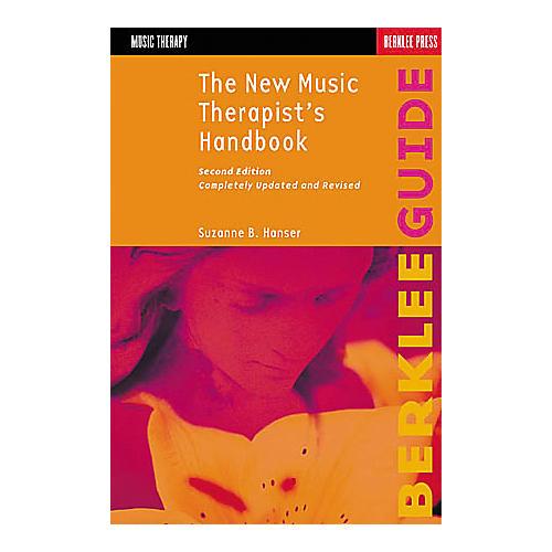 Berklee Press The New Music Therapist's Handbook - 2nd Edition Book-thumbnail