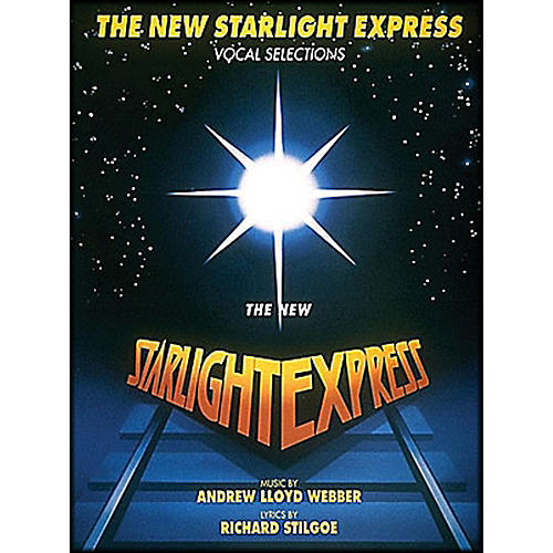 Hal Leonard The New Starlight Express arranged for piano, vocal, and guitar (P/V/G)-thumbnail