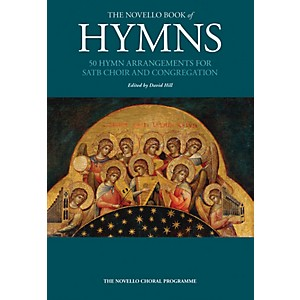 Music Sales The Novello Book of Hymns for SATB Chorus and Organ/Piano SAT... by Music Sales