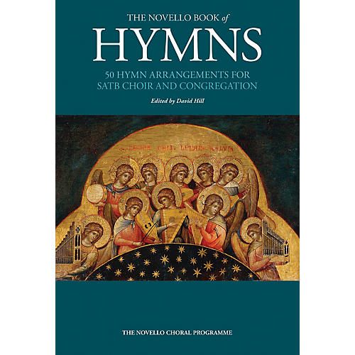 Music Sales The Novello Book of Hymns (for SATB Chorus and Organ/Piano) SATB Composed by Various