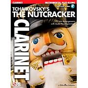 Cherry Lane The Nutcracker Clarinet Book/CD Tchaikovsky's