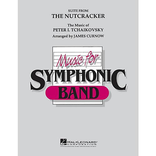 Hal Leonard The Nutcracker Concert Band Level 4-5 Arranged by James Curnow
