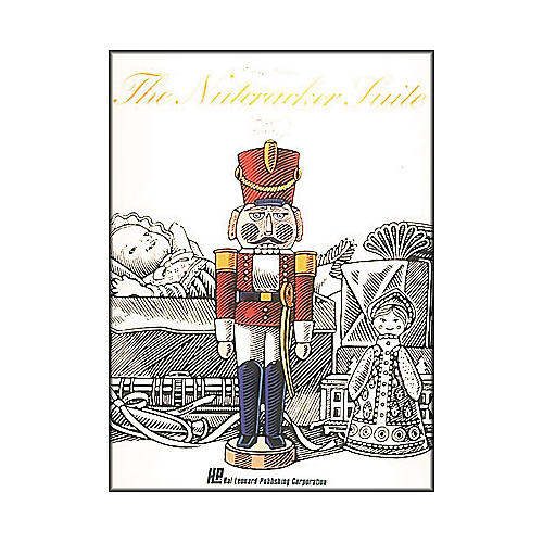 Hal Leonard The Nutcracker Suite For Easy Piano
