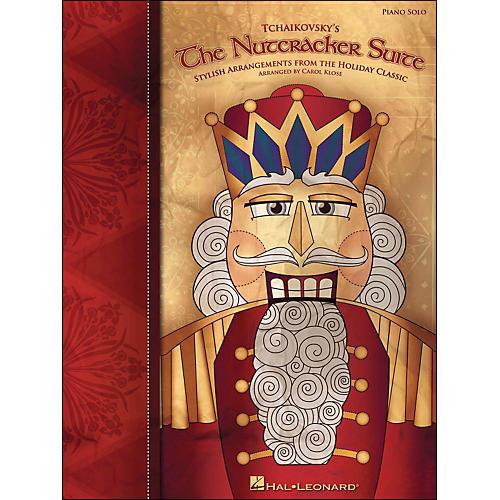 Hal Leonard The Nutcracker Suite (Opus 71A) Intermediate Piano solo-thumbnail