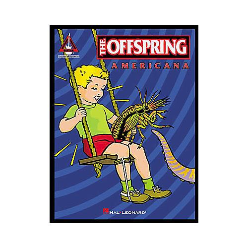 Hal Leonard The Offspring - Americana Guitar Book-thumbnail