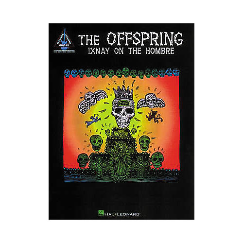 Hal Leonard The Offspring - Ixnay on the Hombre