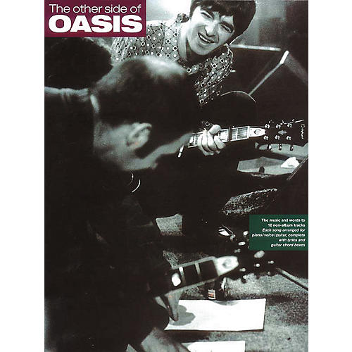 Hal Leonard The Other Side Of Oasis Piano/Vocal/Guitar Artist Songbook-thumbnail