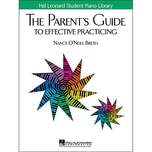 Hal Leonard The Parent's Guide To Effective Practicing Hal Leonard Student Piano Library-thumbnail