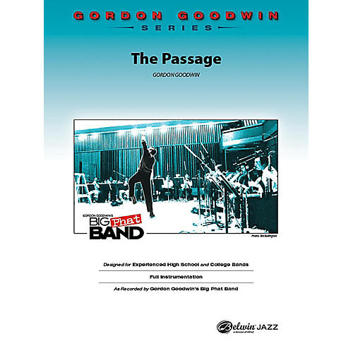 Alfred The Passage Jazz Band Grade 6 Set-thumbnail