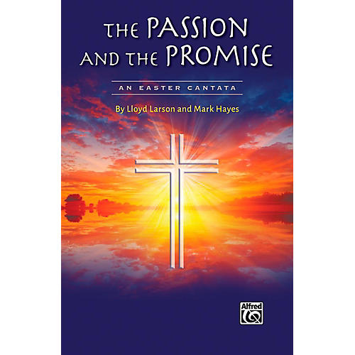 Alfred The Passion and the Promise - SATB Choral Book-thumbnail