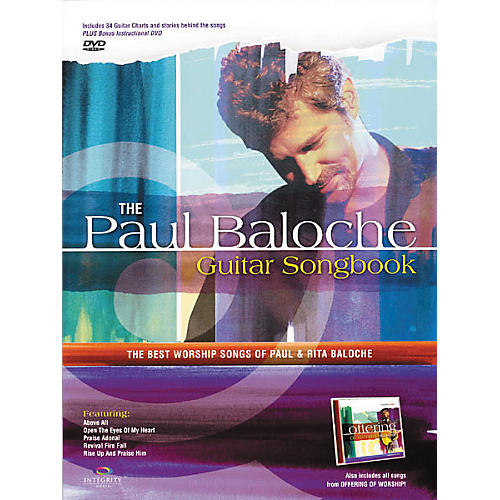 Integrity Music The Paul Baloche Guitar (Songbook)-thumbnail