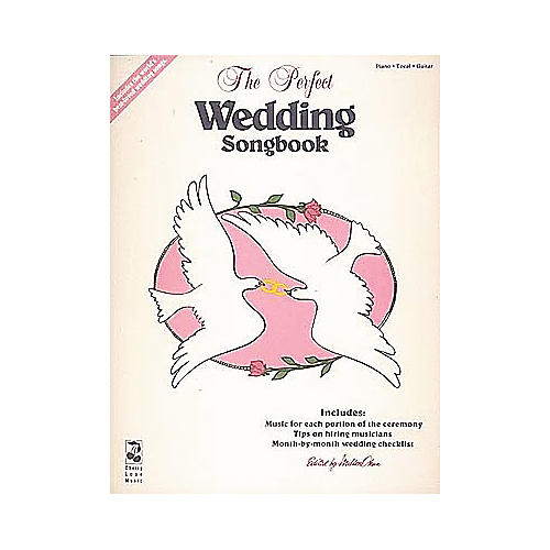 Cherry Lane The Perfect Wedding Piano, Vocal, Guitar Songbook-thumbnail