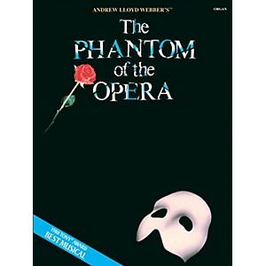 Hal Leonard The Phantom of the Opera Organ Folio Series Softcover by Hal Leonard