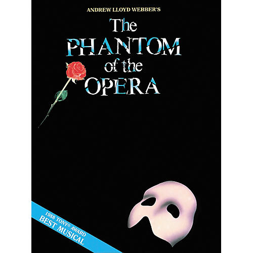 Hal Leonard The Phantom of the Opera