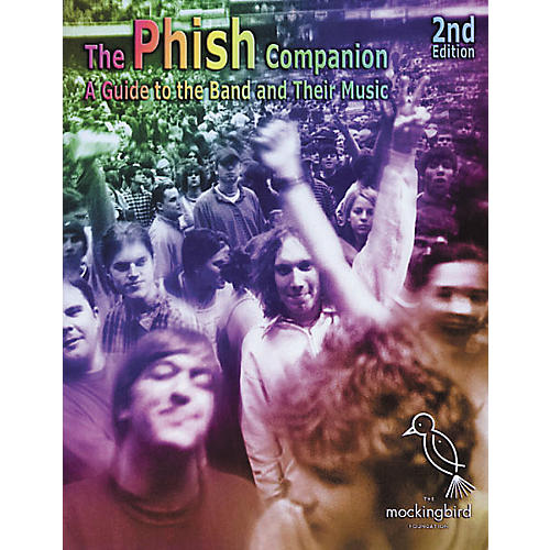 Backbeat Books The Phish Companion - 2nd Edition Book-thumbnail