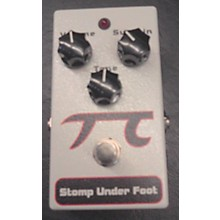 Stomp Under Foot The Pi Effect Pedal