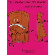 Boston Music The Piano Fights Back! Music Sales America Series Softcover