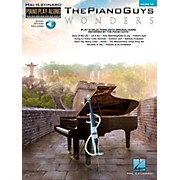 Hal Leonard The Piano Guys - Wonders Piano Play-Along Volume 131 Book/Online Audio