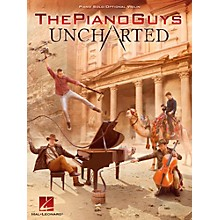 Hal Leonard The Piano Guys Uncharted Piano Solo/Optional Violin