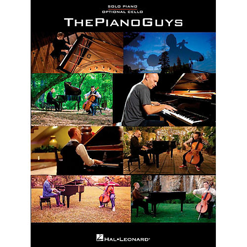 Hal Leonard The Piano Guys for Solo Piano with Optional Cello
