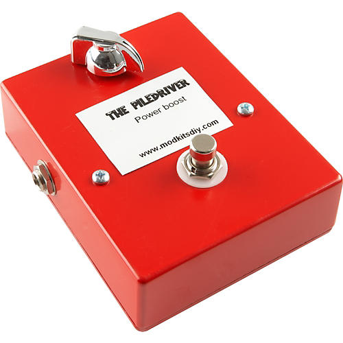 Mod Kits DIY The Piledriver Power Boost Effects Pedal Kit-thumbnail