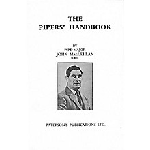 Music Sales The Pipers' Handbook Music Sales America Series Written by Captain John A. MacLellan