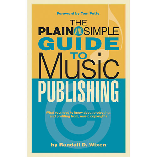 Hal Leonard The Plain and Simple Guide to Music Publishing-thumbnail