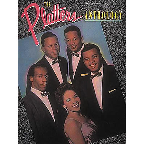Hal Leonard The Platters Anthology Piano, Vocal, Guitar Songbook-thumbnail