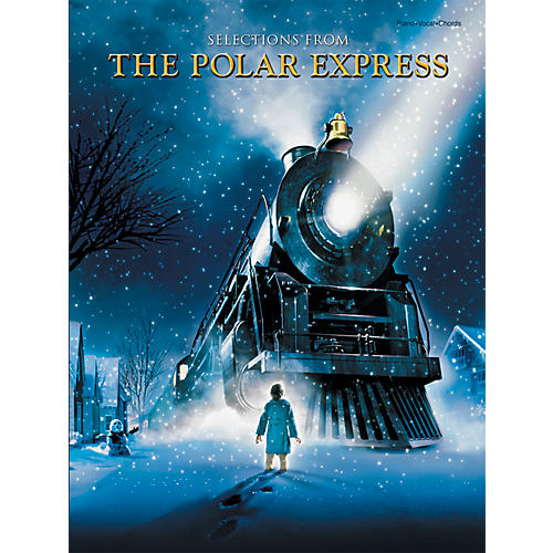 Alfred The Polar Express Selections from Piano/Vocal/Chords