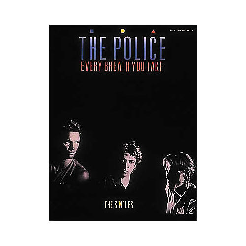 Hal Leonard The Police Every Breath You Take/The Singles Piano/Vocal/Guitar Artist Songbook-thumbnail