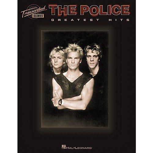 Hal Leonard The Police Greatest Hits Transcribed Scores Book