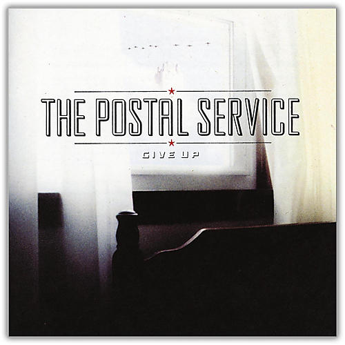 WEA The Postal Service - Give Up