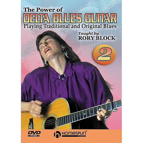 Homespun The Power of Delta Blues Guitar 2 (DVD)
