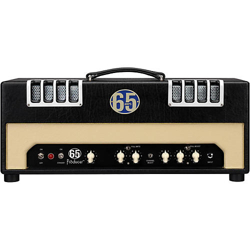 65amps The Producer 28W Tube Guitar Amp Head-thumbnail