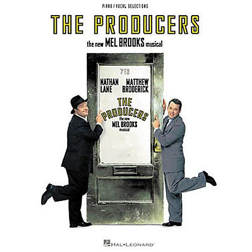 Hal Leonard The Producers Book-thumbnail