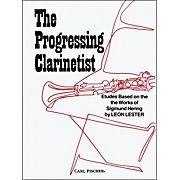 Carl Fischer The Progressing Clarinetist