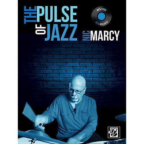 Alfred The Pulse of Jazz  Book & CD-thumbnail