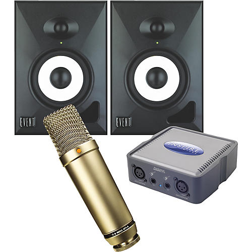 Rode Microphones The R˜DE To Recording System