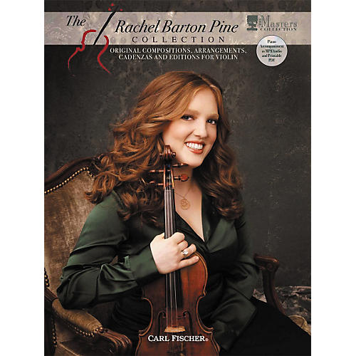 Carl Fischer The Rachel Barton Pine Collection Book/CD