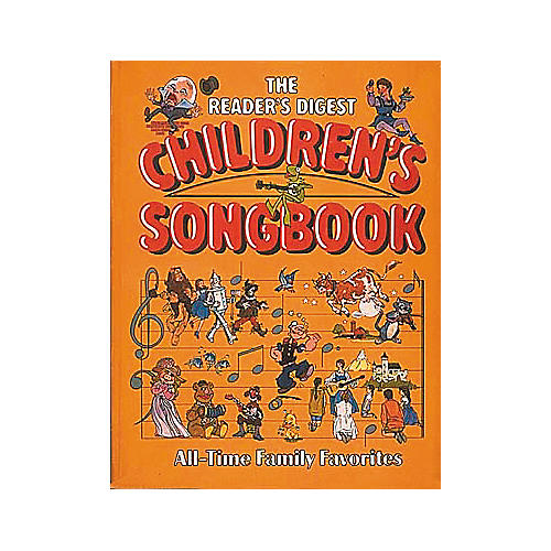 Hal Leonard The Reader's Digest Children's Piano/Vocal/Guitar Songbook-thumbnail
