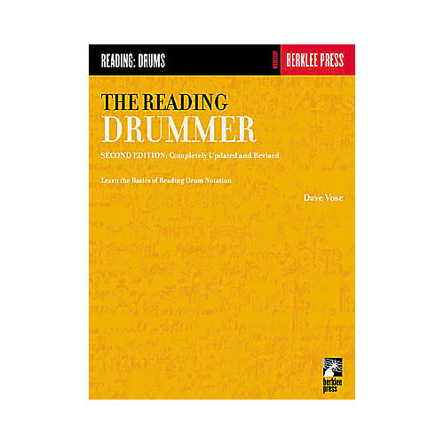 Hal Leonard The Reading Drummer - Second Edition Book