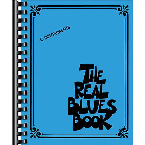 Hal Leonard The Real Blues Book - Fake Book-thumbnail