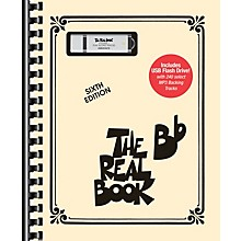 Hal Leonard The Real Book - Volume 1 Real Book Play-Along Series Softcover with USB