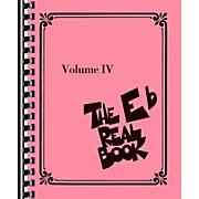 Hal Leonard The Real Book - Volume 4 (E Flat Edition)