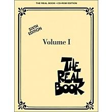 Hal Leonard The Real Book Volume 1 Sixth Edition C Instruments CD-Rom/Pkg