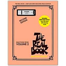 Hal Leonard The Real Book-Volume 2 Backing Tracks on USB Flash Drive
