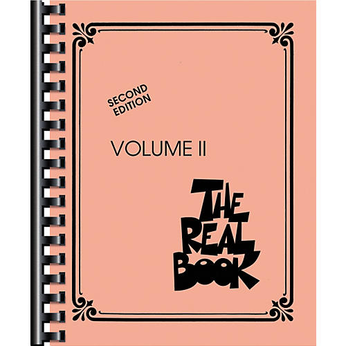 Hal Leonard The Real Book Volume 2 Second Edition C Instruments